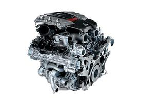 Engine, Cooling & Drivetrain